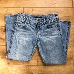 Express Jeans 7/8